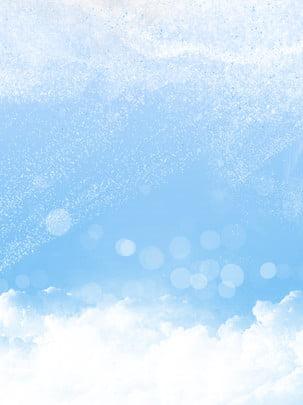 snowflake musim sejuk biru berdiri format latar belakang , Li Dong, Musim Sejuk, Latar Belakang Salji imej latar belakang