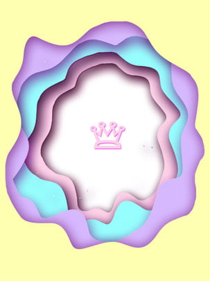 Kẹo màu neon màu nền stereo Bối cảnh Ảnh chính Kinh Hội Đứa Doanh Hình Nền