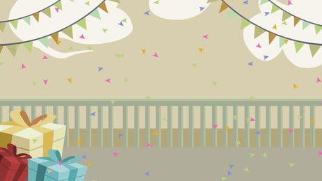 Thiết kế nền sinh nhật hoạt hình Phim Hoạt Hình Hình Nền