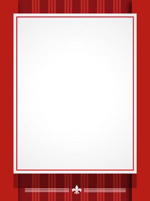 中國紅條紋三道槓簡約海報背景 , 紅色, 簡約, 條文 背景圖片