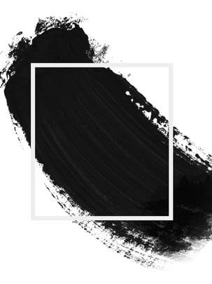 中国風書道ブラシブラシボックス背景ポスター , 中華風, 書道, 筆 背景画像