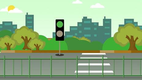 都市道路背景アニメ背景素材 Pspd背景 アニメ アニメーションの背景 背景画像