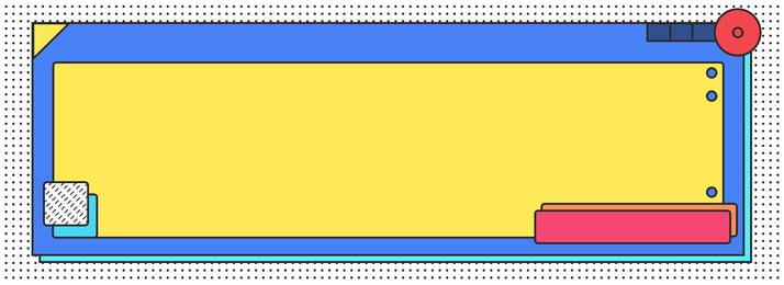 Cor memphis design vento bonito dos desenhos animados banner Cor Memphis Wind Memphis Design Bonito Caricatura Amarelo Azul Wireframe Banner Memphis Art Cor Memphis Design Imagem Do Plano De Fundo