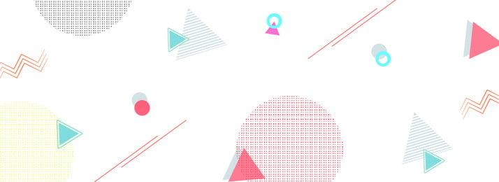Material de fundo cartaz cor criativa memphis Criativo Sistema De Imagem Do Plano De Fundo