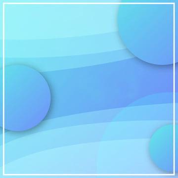創意幾何藍色漸變清新背景 , 創意, 幾何, 藍色 背景圖片