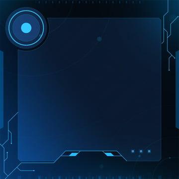 ダークブルーテクノロジーセンス回路の背景 , 回路, 濃い青の背景, 技術的な意味 背景画像
