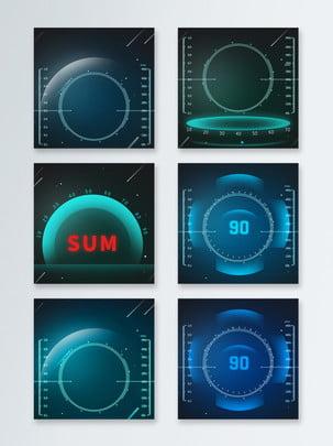 電子商家タオバオデジタル電気製品の科学技術の青い色は車の所有者図に直通します , Pspdソースファイル, Vr, 家電 背景画像