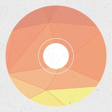 Đĩa đồ họa nền hình học gradient , Cd, Đồ Họa, Độ Dốc Ảnh nền