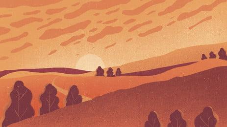 doble noveno festival sunset ascend ilustración fondo, Doble Noveno Festival De Fondo, Ascender, Puesta De Sol Imagen de fondo
