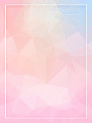 dreamy girl pink polygonal background , Pink, Blue, Light Color Background image