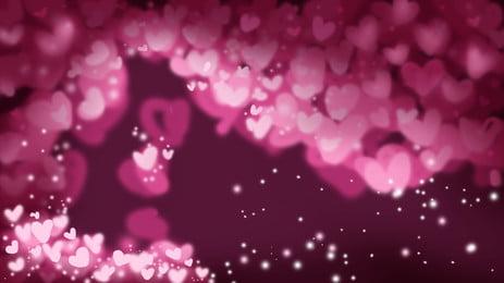Fantasy Trung Quốc Ngày Valentine tình yêu màu hồng dưới ánh nến Ngày lễ tình Tanabata Tanabata Giấc Hình Nền