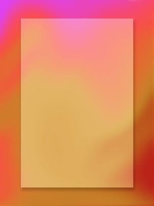 Ảo chất lỏng nền phổ vật liệu phổ Độ dốc chất Hồng Cam Hình Hình Nền