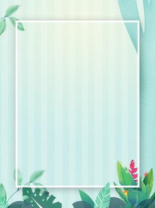 floral green light background , Green, Green Leaf, Background Background image