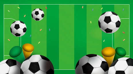football world cup illustration background, World Cup Background, Football, Horn Background image