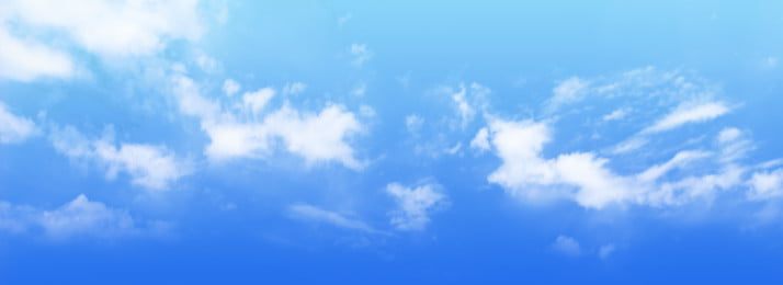 fresh blue sky white clouds background, Fresh, Blue, White Clouds Background image