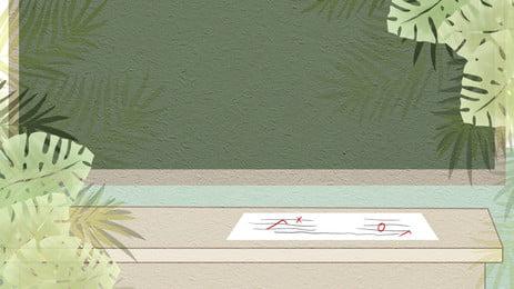 Documents dinformation sur la bannière du podium du jour du professeur Podium Salle de classe Tableau Jour Classe Tableau Image De Fond