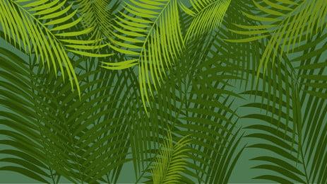 Fundo de publicidade fresca planta tropical Fundo De Publicidade Imagem Do Plano De Fundo