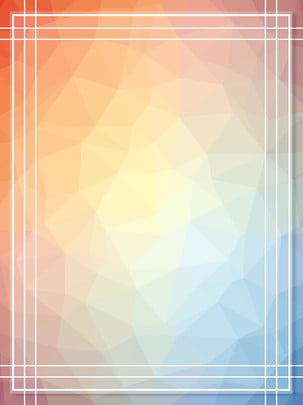 geometric low polygon minimalistic gradient background material , Geometric, Low Polygon, Simple Background image