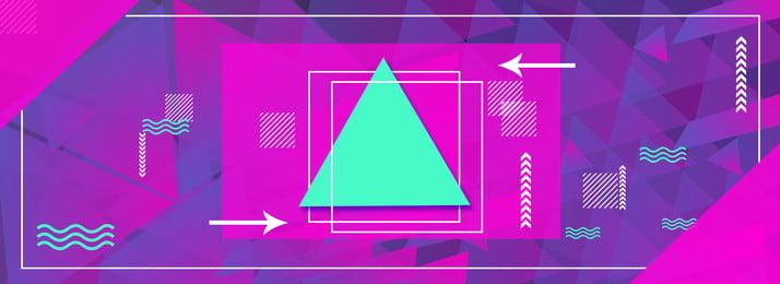 Gradient Geometric Technology 背景画像