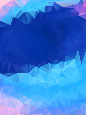 gradient geometric underside polygon poster abstract fantasy beautiful background , Gradient, Geometric, Bottom Polygon Background image
