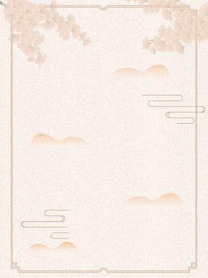 灰色紋理楓葉邊框 , 灰色, 紋理, 楓葉 背景圖片