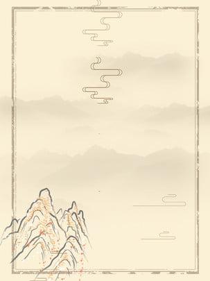 灰色紋理山峰背景 , 灰色, 山峰, 邊框 背景圖片