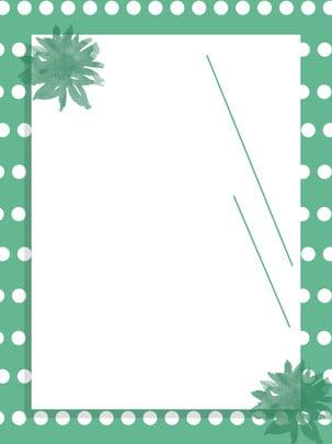 녹색 광고 배경 , 여름 허가, 광고 배경, 작은 점 배경 이미지