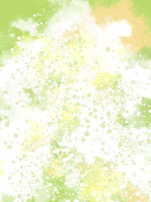 綠色氣泡糖果夢幻時尚簡約背景 , 綠色, 氣泡, 糖果 背景圖片