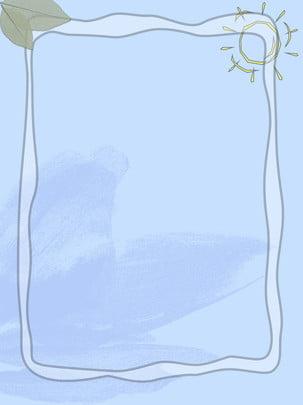 Cây xanh bóng mát mùa hè nền mát Lá xanh Mặt trời Biên Xanh Mặt Giản Hình Nền