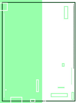 녹색 세련된 미니멀리즘 광고 배경 , 광고 배경, 문학, 와일드 배경 이미지