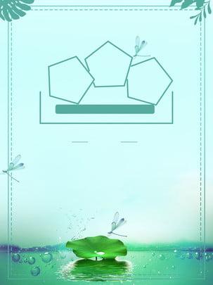 緑の夏の蓮の葉植物の自然の背景 , グリーン, 夏, 蓮の葉 背景画像