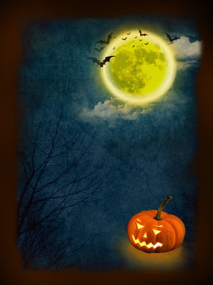 Halloween bí ngô nền Halloween Bí Ngô Hình Nền
