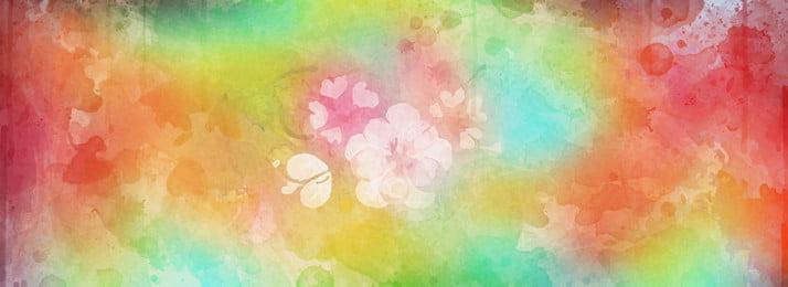 Nền bằng tay hoa Bằng Tay Thuỷ Hình Nền