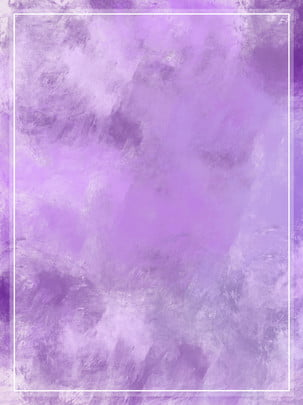 Hand painted gouache watercolor blue purple minimalist background material , Hand Painted, Gouache, Watercolor Background image