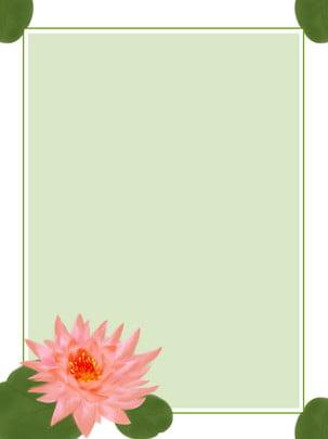Vẽ tay hoa lily nước trái tim cô gái chất liệu nền đơn giản Vẽ Tay Hoa Hình Nền