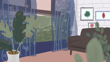 इनडोर लिविंग रूम का सामान, इंडोर, लिविंग रूम, प्रदर्शन पृष्ठभूमि छवि