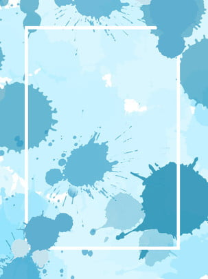 ink blue gouache watercolor background , Ink, Blue, Gouache Watercolor Background image