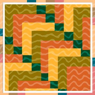 main picture wave rectangle superposition , Wave, Sobreposto, Plano De Fundo Imagem de fundo
