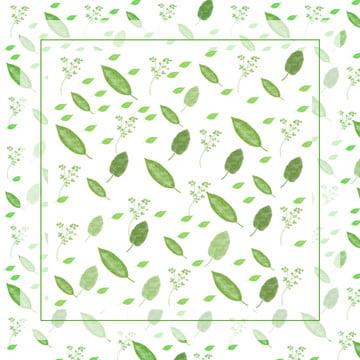 न्यूनतम हाथ हरे रंग की पृष्ठभूमि सामग्री चित्रित करता है , हरी पत्ती, हाथ खींचा हुआ, सरल पृष्ठभूमि छवि