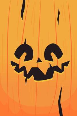 Orange halloween bí ngô nền Cam Halloween Bí ngô Bối cảnh Quái Giản Ma Cảnh Hình Nền