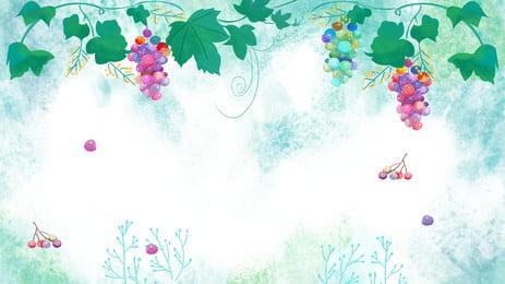 ブドウの藤bannerの背景素材を彩っています Bunerの背景 Psd アイデアの背景 背景画像