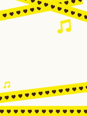 hình ảnh tình yêu valentine nhạc nền vàng đen , Ảnh Valentine, Tình Yêu, Âm Nhạc Ảnh nền