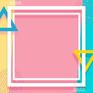 geometri kreatif merah jambu melalui latar belakang kereta api , Melalui Kereta Api, Kreatif, Latar Belakang imej latar belakang