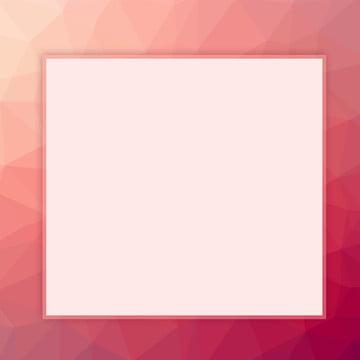 粉色漸變多邊形背景 , 多邊形, 幾何, 背景 背景圖片