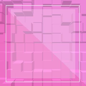 粉色小方塊簡單背景 , 粉色, 小方塊, 簡單 背景圖片