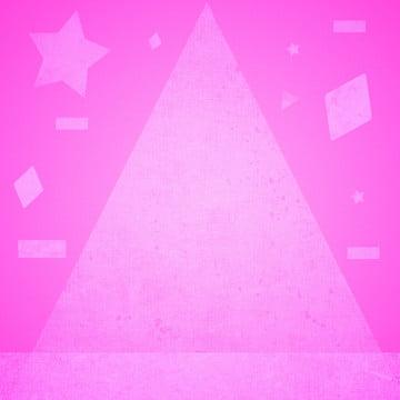 Pink vintage texture geometric triangles background , Creative, Triangle, Pink Background image