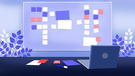 chất liệu nền văn phòng màu tím, Màu Tím, Cây Trồng Trong Chậu, Nhà Máy Ảnh nền