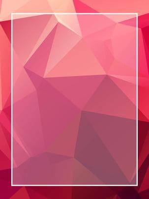red gradient nền poly thấp , Đỏ, Đa Giác Thấp, Gió Poly Ảnh nền