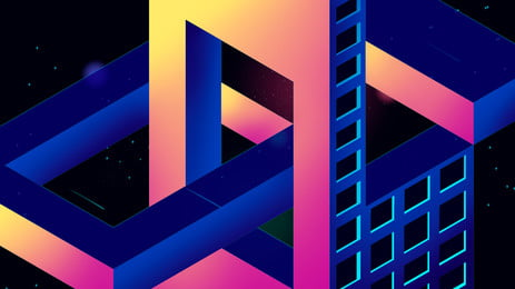 科学技術ビル広告の背景 広告の背景 ブルー 技術的な意味 手描き 単純な 星 星空 蛍光 広告の背景 ブルー 技術的な意味 背景画像