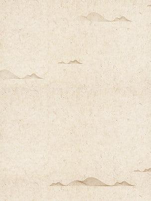 Einfaches altes wind weites gebirgshintergrundmaterial Einfach Retro Archaischer Hintergrundbild